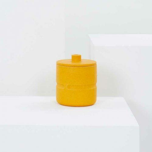 chubby-pot-mustard-yellow-jesmonite