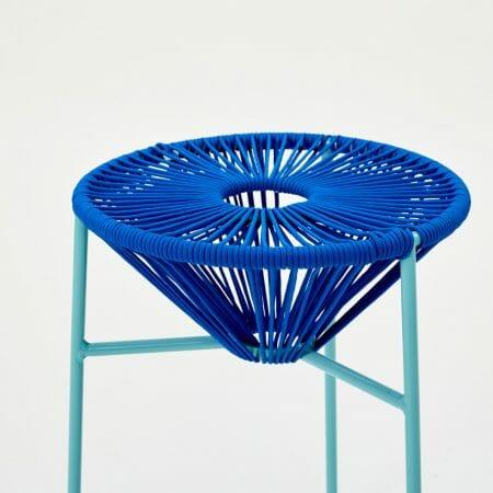 handwoven-blue-stool