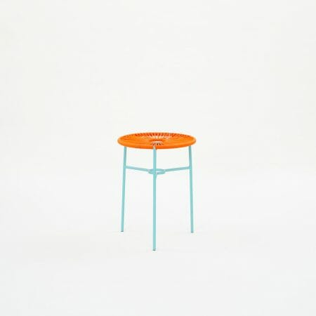 handwoven-orange-stool