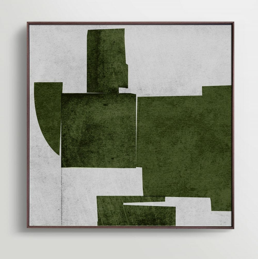 abstract 1:1-giclée-print-geometric design on textured paper