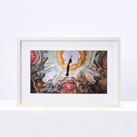 fresco-Giclée-photo-print-colour-painted-ceiling-church-in-Italy l