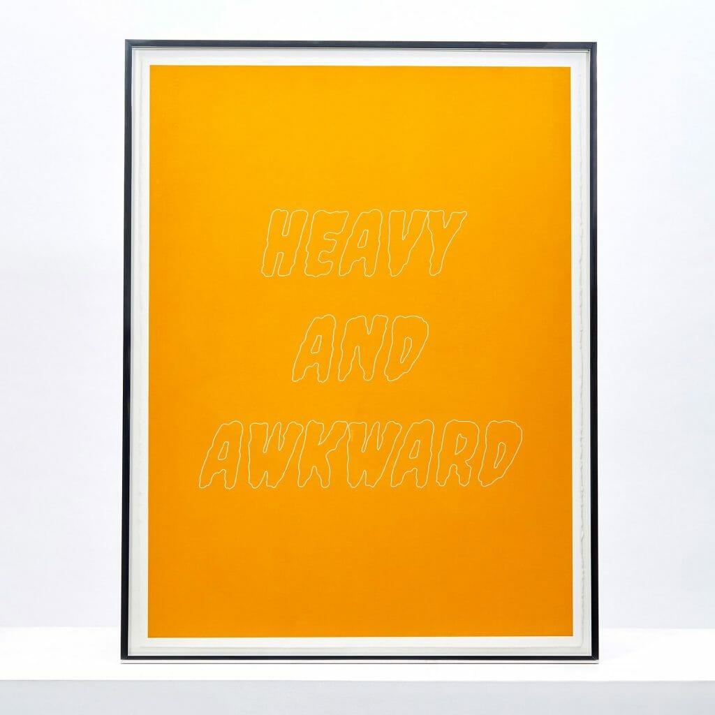 heavy-and-awkward-silkscreen-print-art-lettering-orange