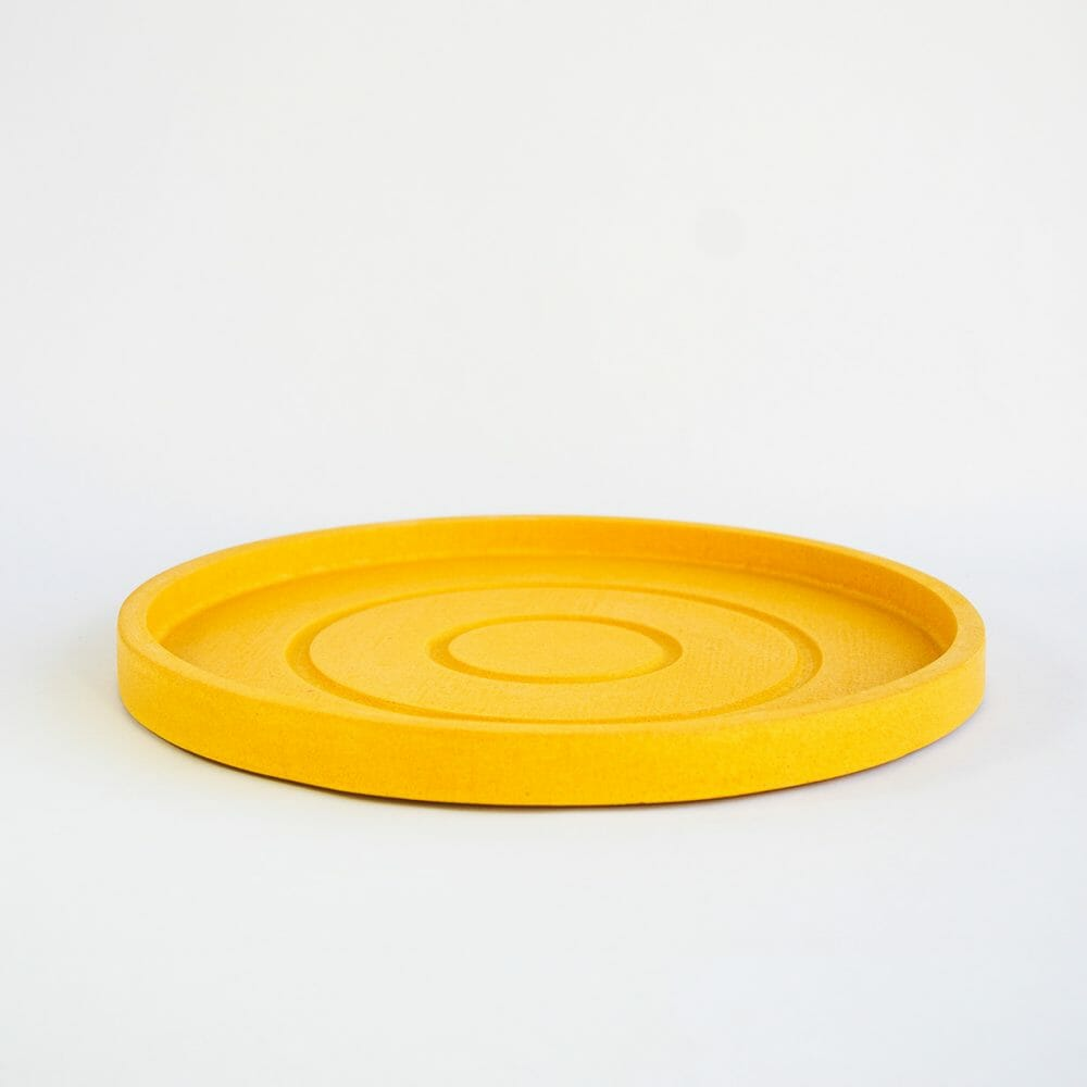 large-jesmonite-tray-mustard-yellow