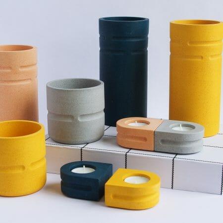 tall-vase-mustard-yellow-jesmonite