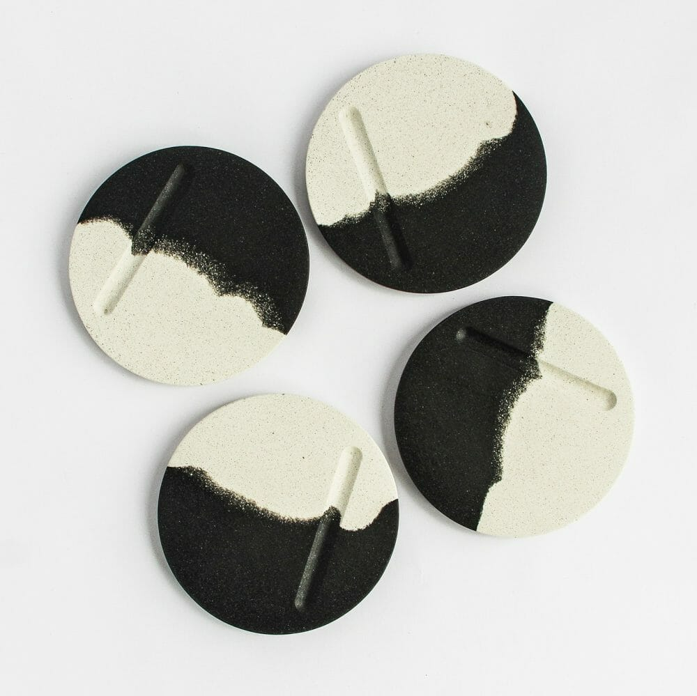 round-coasters-monochrome