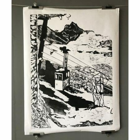 exile-and-the-kingdom-woodcut-british-printmaker-print