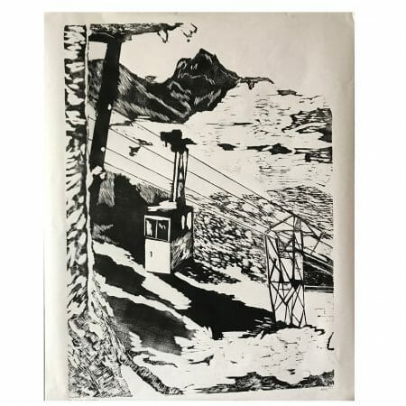 exile-and-the-kingdom-woodcut-print-art-contemporary-black-and white
