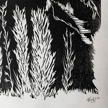 listen-the-snow-is-falling-print-woodcut-art