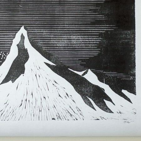 go-tell-it-on-the-mountain-woodcut-print-uk-printmaker