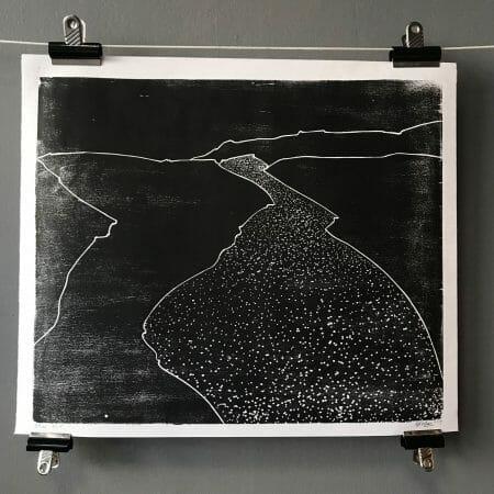 flow-woodcut-print-art-british-printmaker