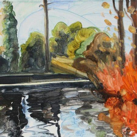 reflector-III-painting-oil-linen-artist-british-painter