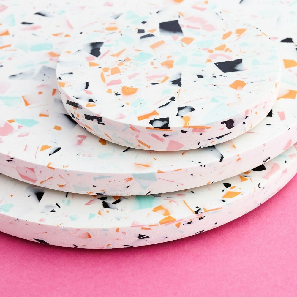 sherbet-placemats-coasters-collection-uk-design-jesmonite