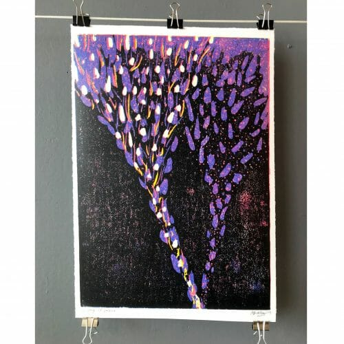 song-of-sabine-woodcut-print-art-contemporary-abstrac-five-colourt