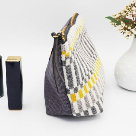 grey-and-yellow-stripe-box-bottom-bag-british-textile-design-accessories-weaving