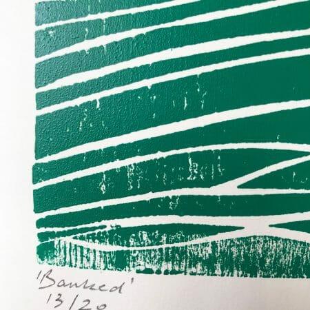 banked-woodcut-print-art-interior-design