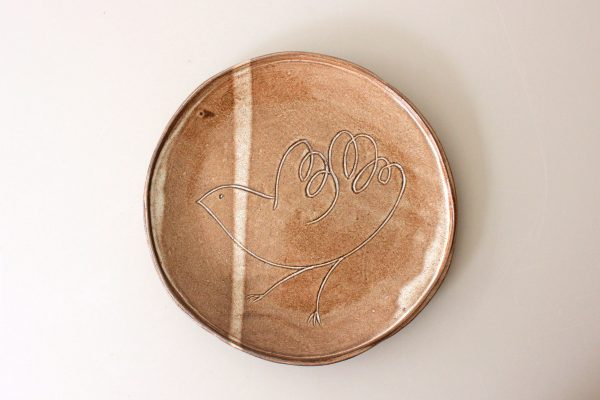 rustic-sparrow-plates-ceramics-kitchenware-table