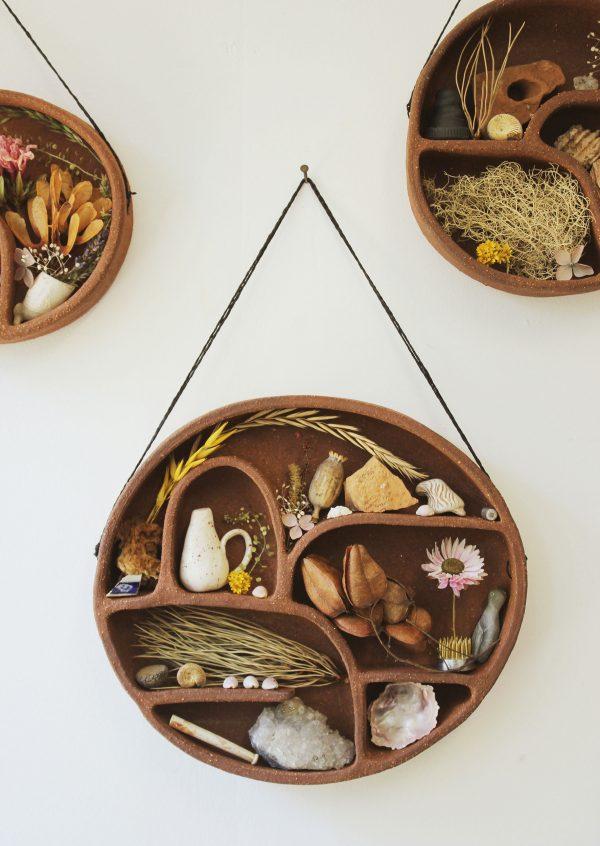 terracotta-shelf-homeware-ceramics-design-handmade-interiors-shelving-designer