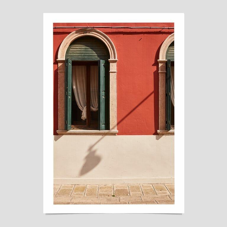 venice-giclée-photo-print-colour-windows-shadows