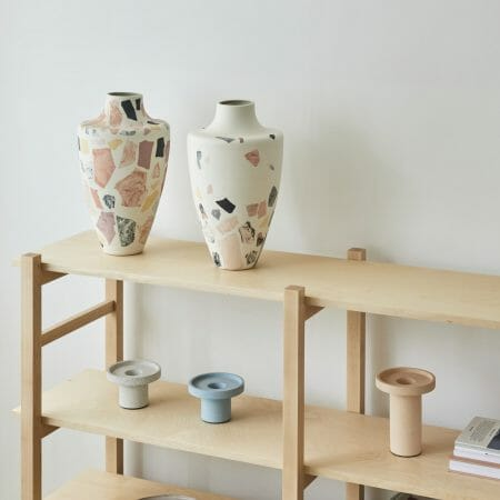 terrazzo-vase-lifestyle-interiors-home-design-ceramics-sculpture-design