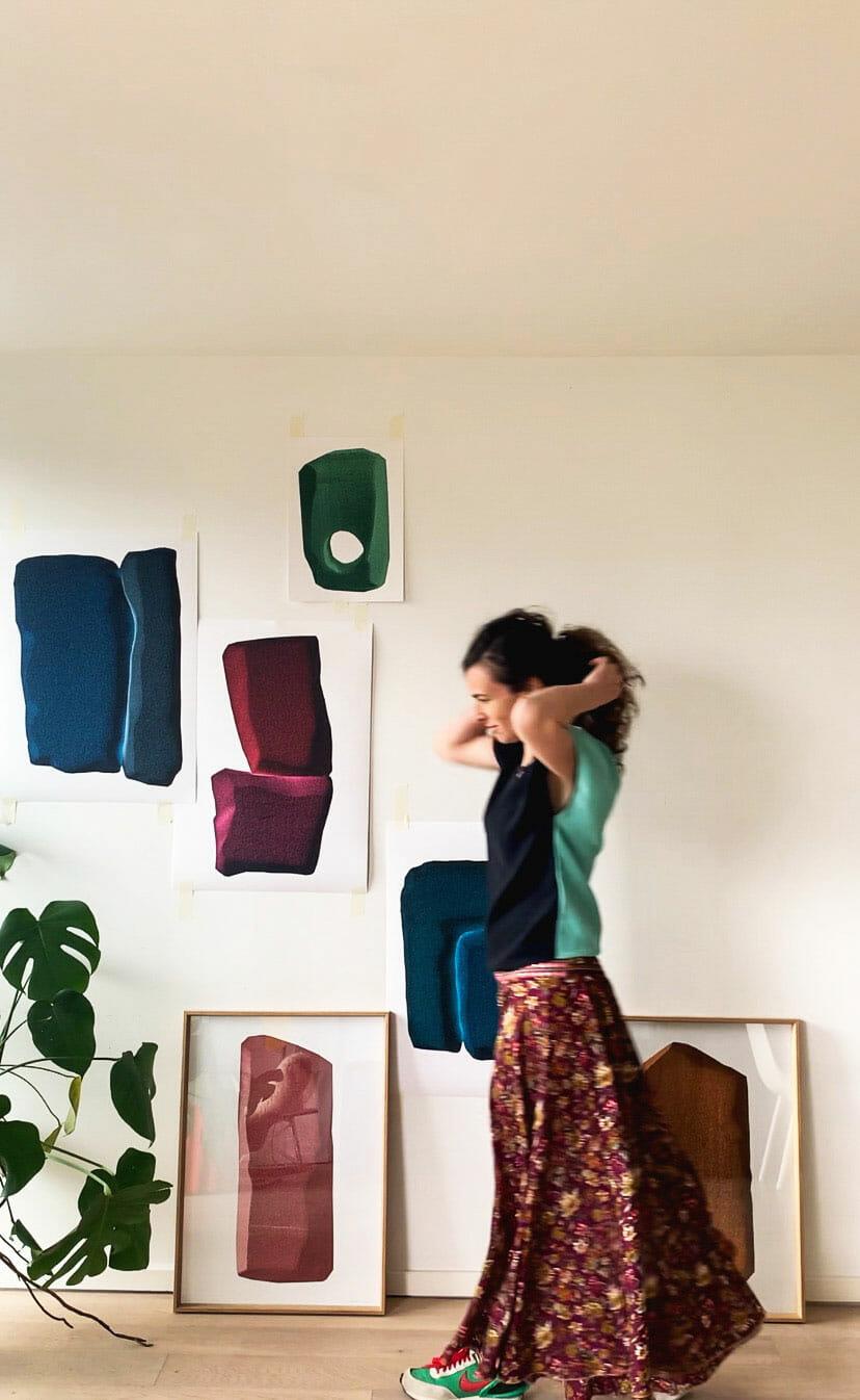 natascha-and-prints-art-home-studio-design