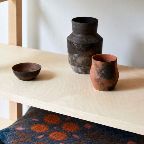 Pit Fired Bowl 01 Ceramic