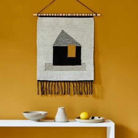 weaving-wall-art-tapestry-artwork-ceramics-shelfie-handmade-pottery