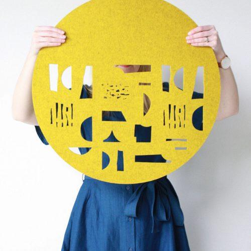 form-wall-hanging-felt-art-cutout-patterns-mustard-colour