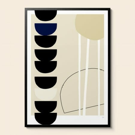 going-down-abstract-giclee-print-art-humorous