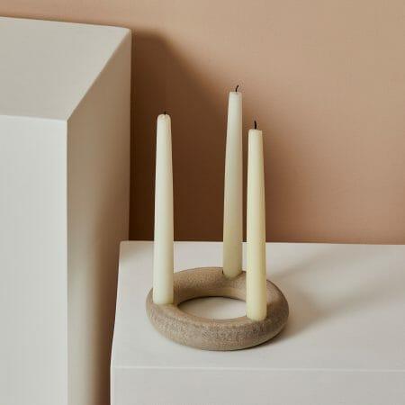 torus-ring-candle-holder-grey-ceramics-pottery-grey-stoneware-