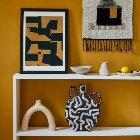 lifestyle-ceramics-art-handmade-objects-weaving-vase-pots-prints-geometric-patterns-artworks