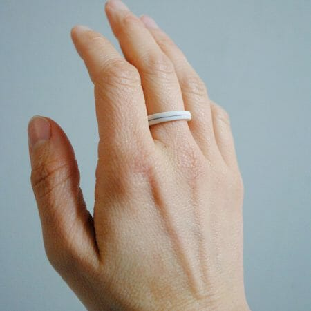 porcelain-ring