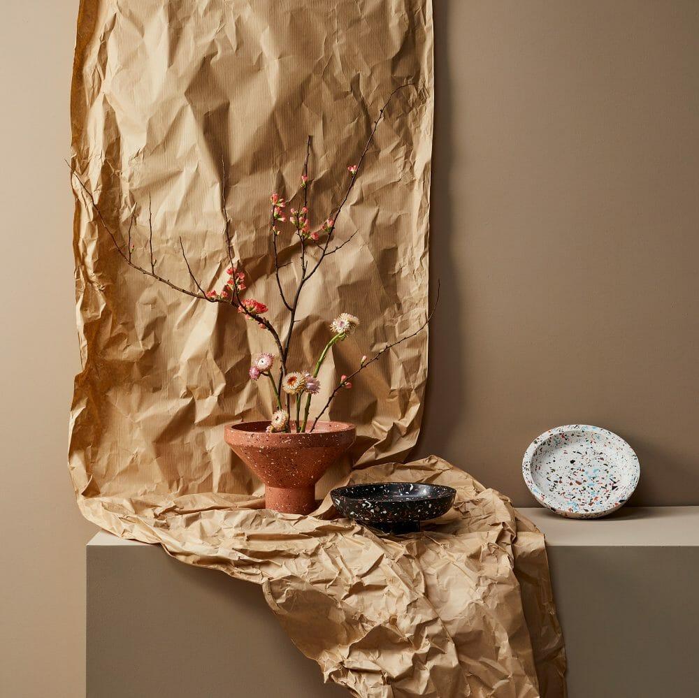cone-vessel-handcast-jesmonite