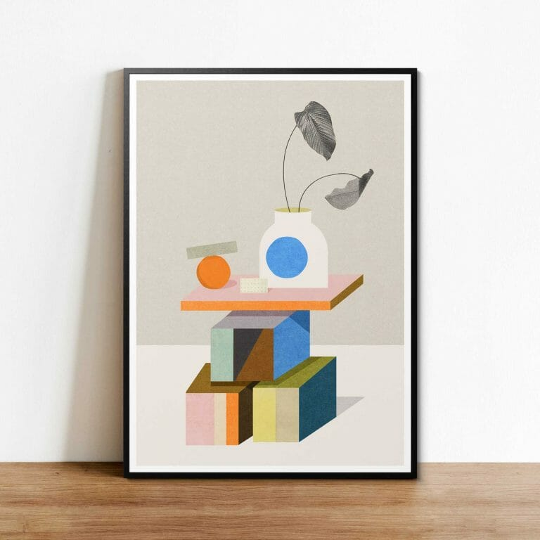 stacked-boxes-art-giclée-abstract-colourful-print
