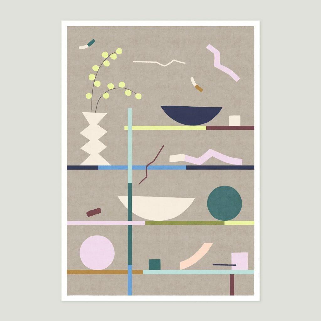 studio-giclee-print-art-contemporary-cheerful-pastel-colour
