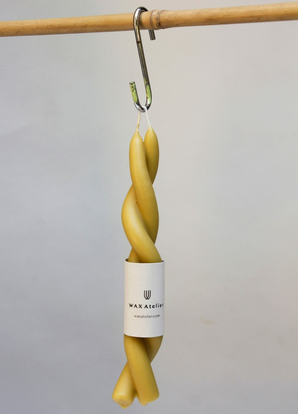 Twisted-Candle-Natural-beeswax