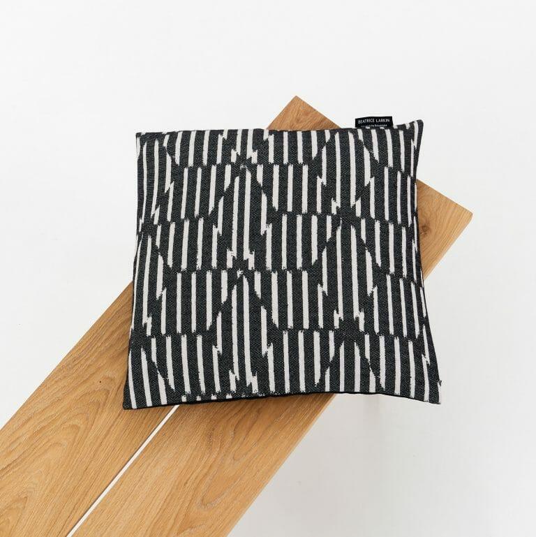 Block-Dark-Cushion-black-white-pattern