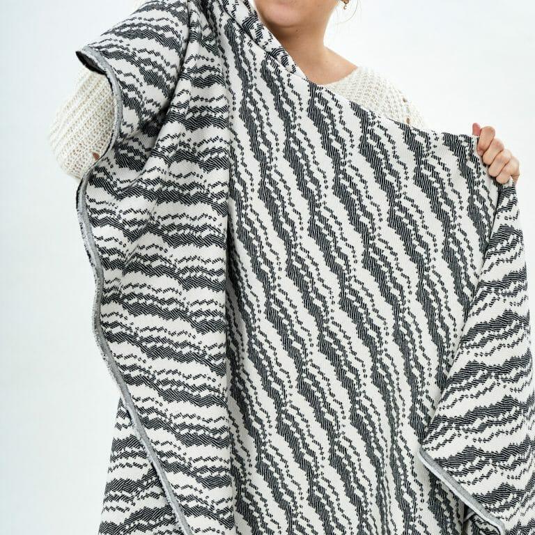 On-Weaving-Throw-black-white