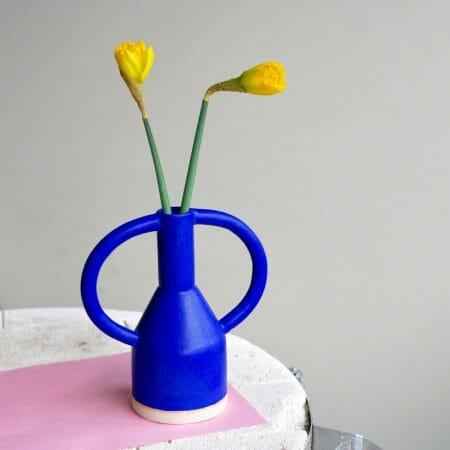 blue-jug-eared-vase-midi-ceramics-pottery