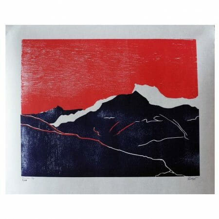 mountain-top-woodcut-print-contemporary-art