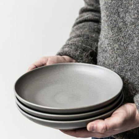 deep-plates-|-warm-grey-ceramics-handmade-pottery