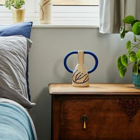 patterned-jug-eared-vase-midi-ceramic-handmade-blue-illustration