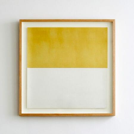 naples-Giclée-print-abstract-art-yellow-white