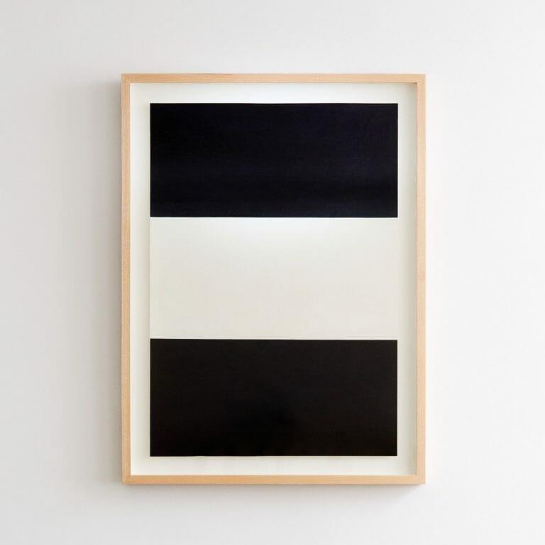 washed-stripes-giclée-art-print-monochrome-abstract