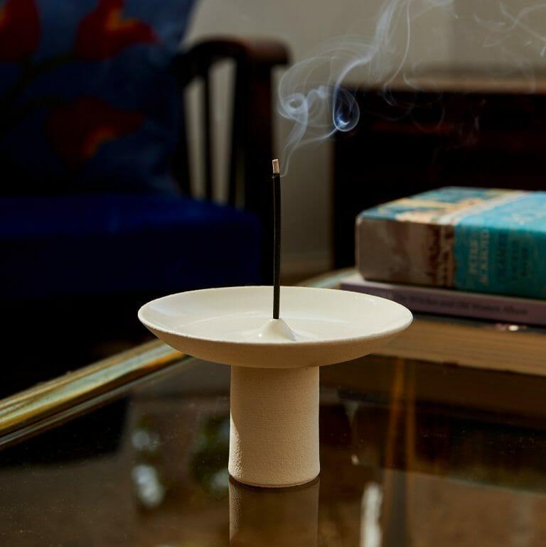 offering-incense-holder-white-ceramic-handmade