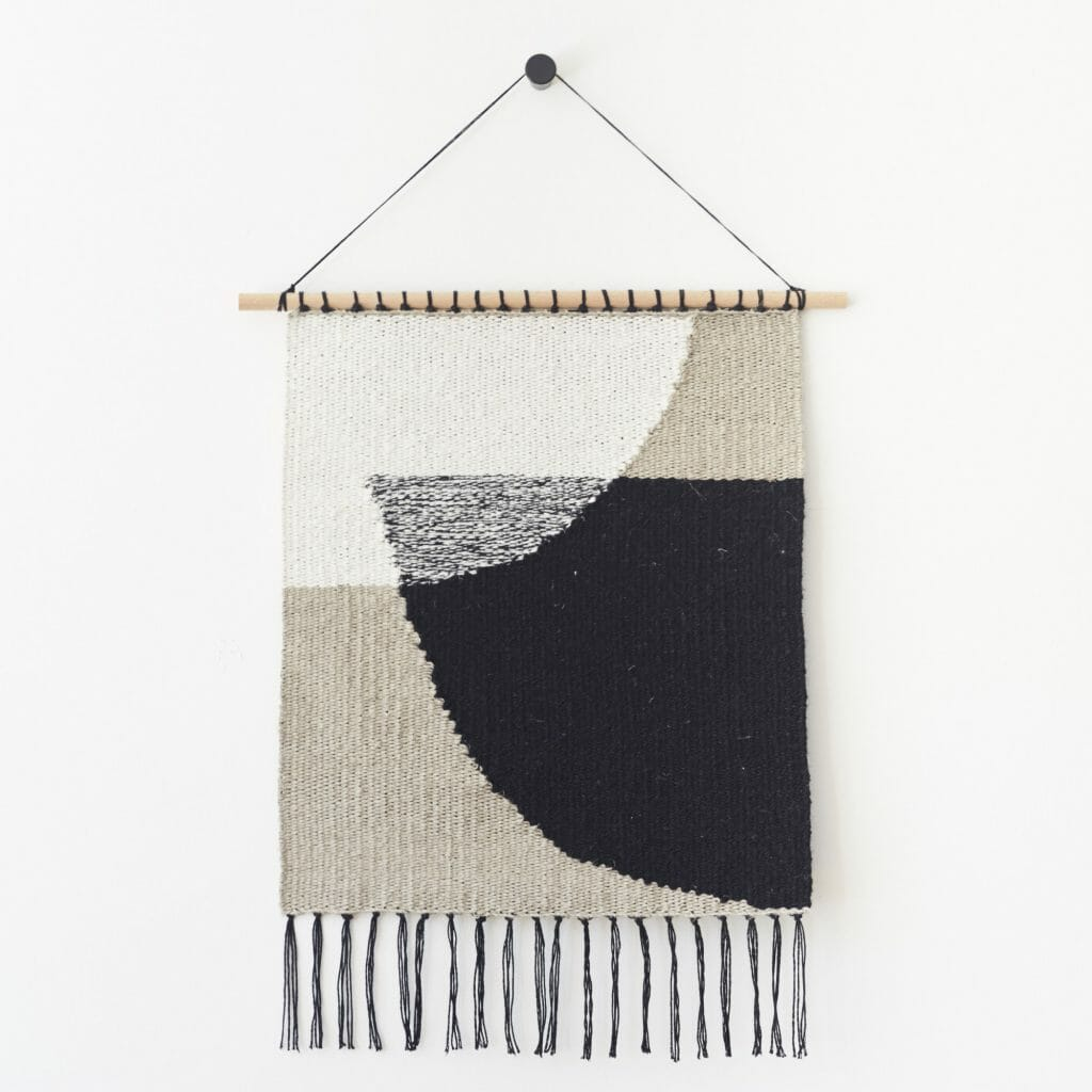kallio-wall-hanging-tapestry-art-abstract-black-grey-white