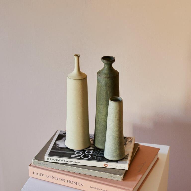 bottle-warm-white-ceramic-pottery-handmade-thin