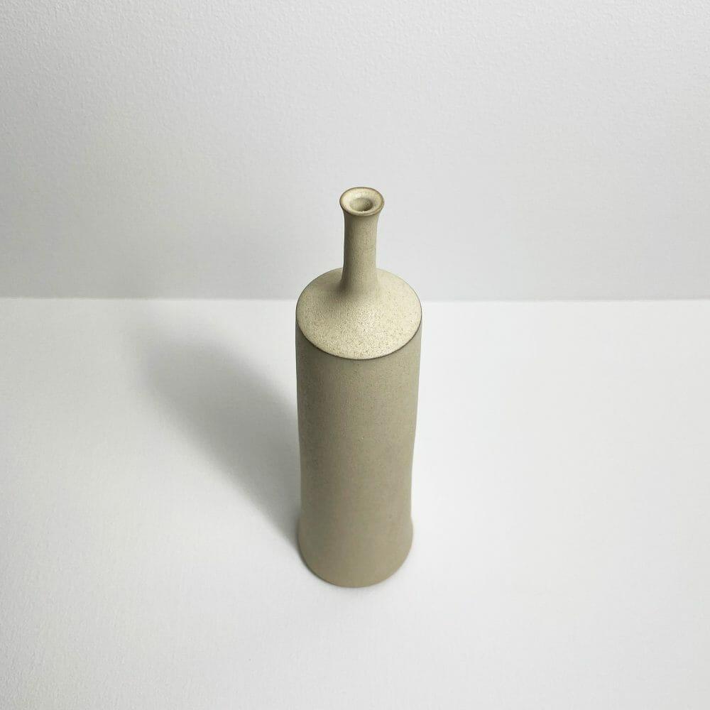 bottle-warm-white-ceramics-pottery