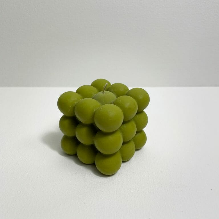 bubble-candle-olive