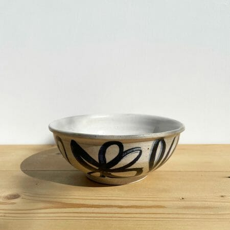 calendula-bowl-ceramic-pottery-blue-illustration-navy-drawing-white
