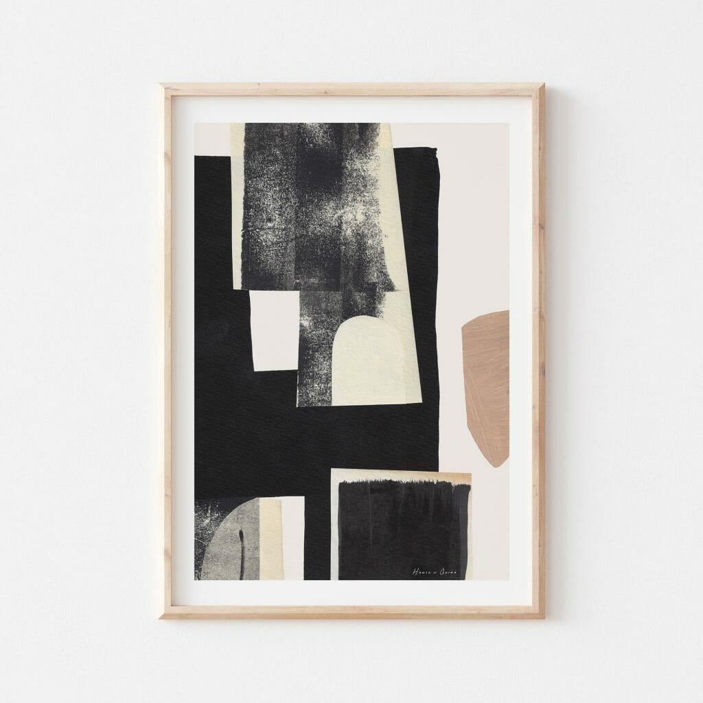 karn-I-print-art-abstract-black-white-beige